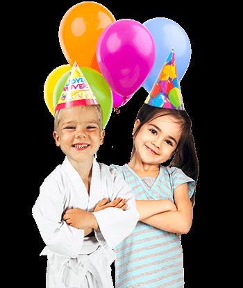 Martial Arts Championship Martial Arts - Birthday Parties