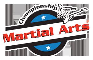 Championship Martial Arts Logo
